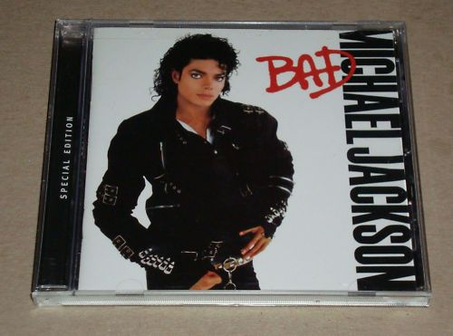 Michael Jackson Bad Special Edition CD 074646607220