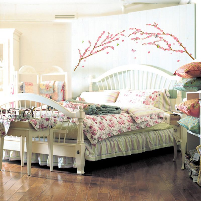 Flowering Apricot Tree   Home Decor Wall Stickers Decal