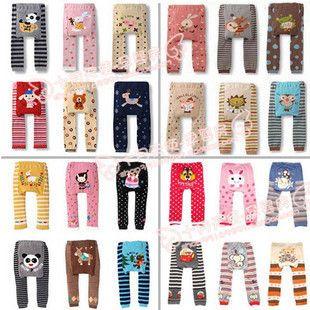 New baby toddler boys girls Leggings Tights pants socks