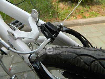 Bicycle Bike Turn Signal Brake 7 LED 8 Tune Horn Light